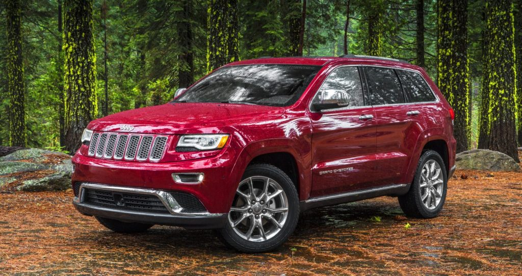 34,000 Jeep Grand Cherokee EcoDiesel Models Recalled Due To Engine Fire Risk