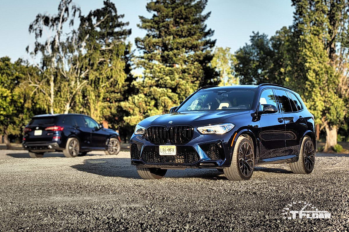 2020 Bmw X5 M50i Vs X5 M Review Does Full On M Performance Justify The 30 000 Price Gap The Fast Lane Car