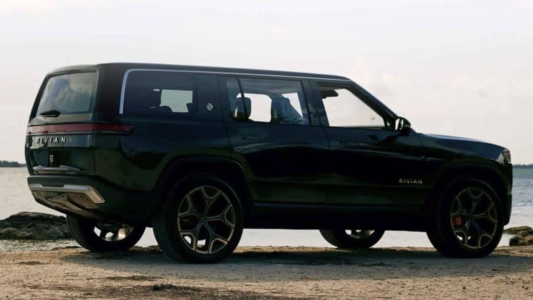 Rivian pricing - R1S and R1T