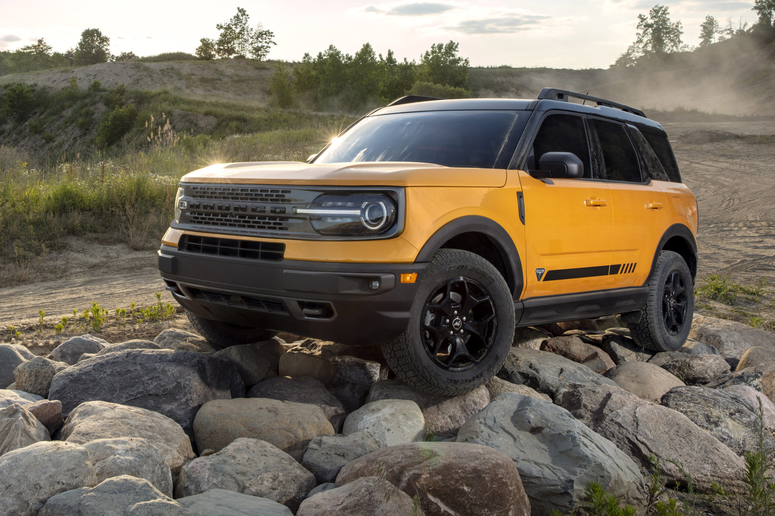 Could Ford Ax The Bronco Sport Badlands? Recent Suggests That Trim Could Be On Borrowed Time: Rumor